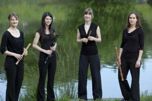 Merula QuartettAline Burla, Maria Hänggi, Anja Kaufmann, Nicole Meule